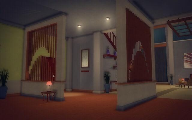 File:Downtown Loft - Classy - entryway.jpg