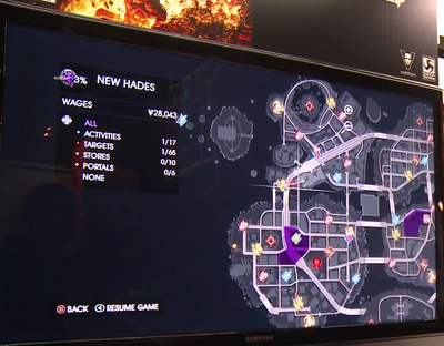 Gat out of Hell Gameplay Demo 0607 New Hades totals