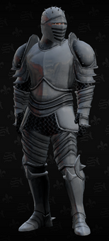 SRTT Outfit - Knight (Male)