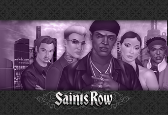 Saints Row demo wallpaper - Saints