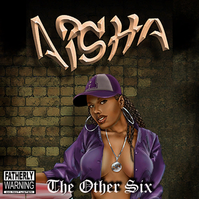 Aisha - The Other Six CD front cover