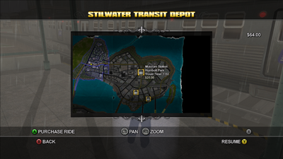 Stilwater Transit - Museum Station