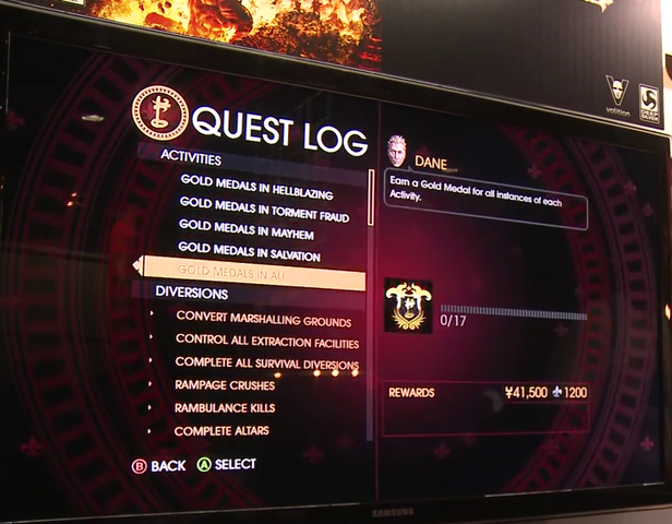 File:Gat out of Hell Gameplay Demo - Challenge 05 (Activities) Gold Medals in All (Total 17).png