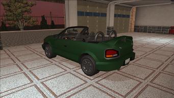 Saints Row variants - Voxel - Standard - rear left
