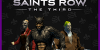 DLC de Saints Row: The Third