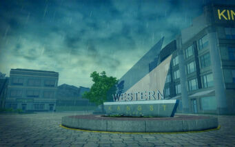 Ultor Dome in Saints Row 2 - Western Kangst Plaza
