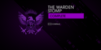 The Warden Stomp