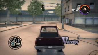 Varsity - rear with logo in Saints Row 2