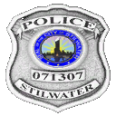 File:Stilwater Police Department badge.png