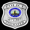 Stilwater Police Department badge
