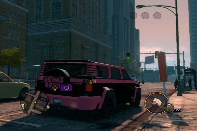 File:Kayak - Genki variant rear right parked in Saints Row The Third.jpg