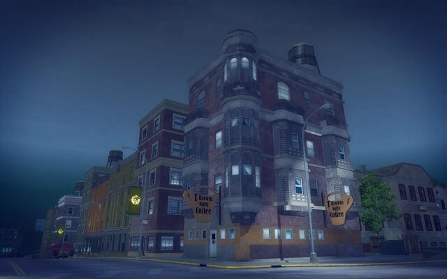 File:Frat Row in Saints Row 2 - Browns Nutty Coffee.jpg