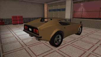 Saints Row variants - Venom Classic - Standard - rear right