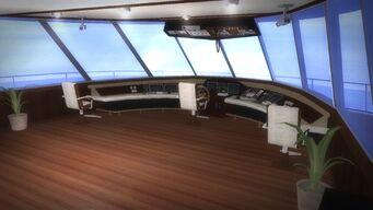 Executive Yacht - Bridge