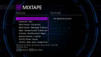 Mad Decent 106.9 Saints Row IV tracklist - top