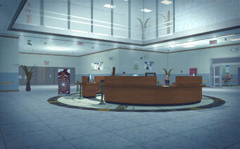 Stilwater Memorial Hospital - lobby