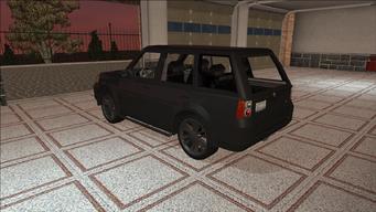Saints Row variants - Quasar - Escort - rear left