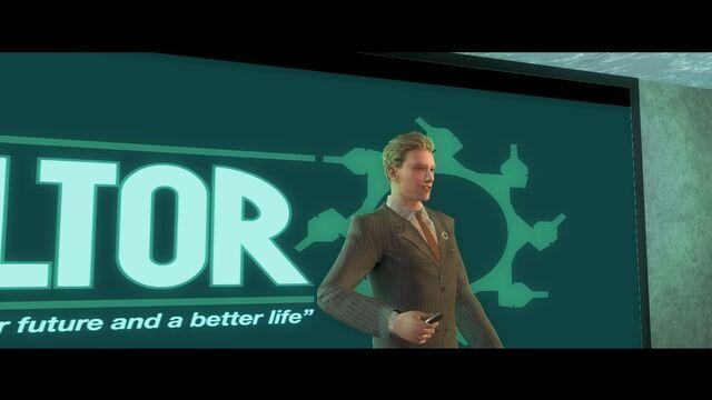 File:An Amazing Quarter - Dane Vogel standing in front of presentation.jpg