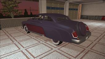 Saints Row variants - Gunslinger - Classic Hardtop - rear left
