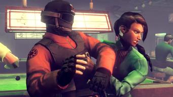 Asha Odekar Saints Row IV War for Humanity trailer fighting Masako