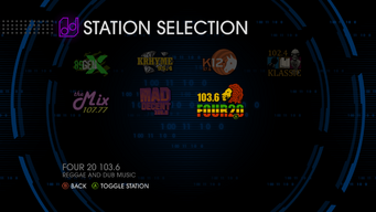 Radio Stations in Saints Row IV - Four 20 103.6 description