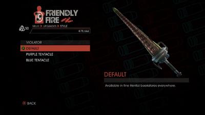 Weapon - Melee - Tentacle Bat - Violator - Default