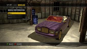 Gang Customization - Vehicle Customization
