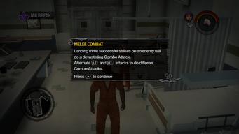 Jailbreak - Melee combat tutorial - combos