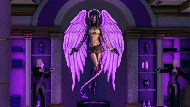 File:Saint of all Saints Statue.jpg