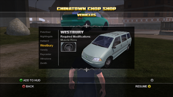 Saints Row Chop Shop - Chinatown - Westbury
