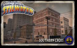 Postcard hood southern cross