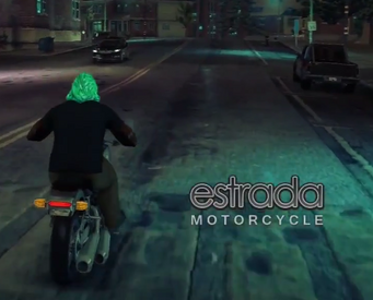 Estrada - rear with logo in Saints Row IV