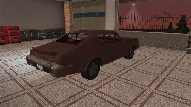 File:Saints Row variants - Bootlegger - Beater - rear right.png