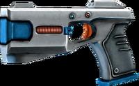SRIV Melee - Stun Gun - Stunner - Silver Stunner