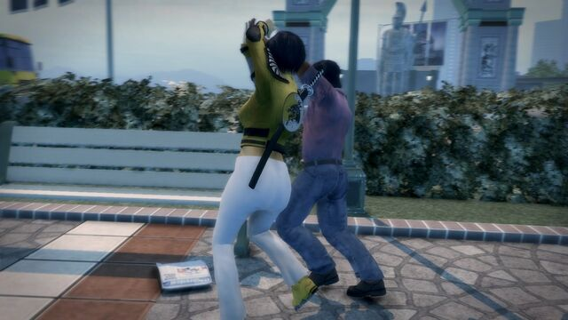 File:Ronin Fighting Style - during two middle kicks and a body slam.jpg