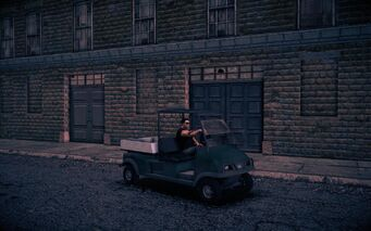 Knoxville - front right in Saints Row IV
