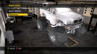 Atlasbreaker - Bonus Derby - Monster Truck