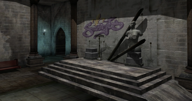 File:Saints Row Church pulpit in Saints Row.png