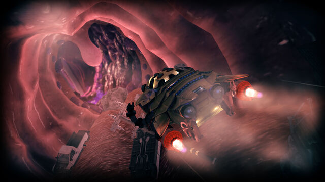 File:Enter the Dominatrix - flying through throat.jpg
