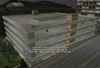 Filmore Parking Garage intro - overview of parking garage