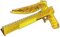 SRGooH weapon explosive Ark Of The Covenant