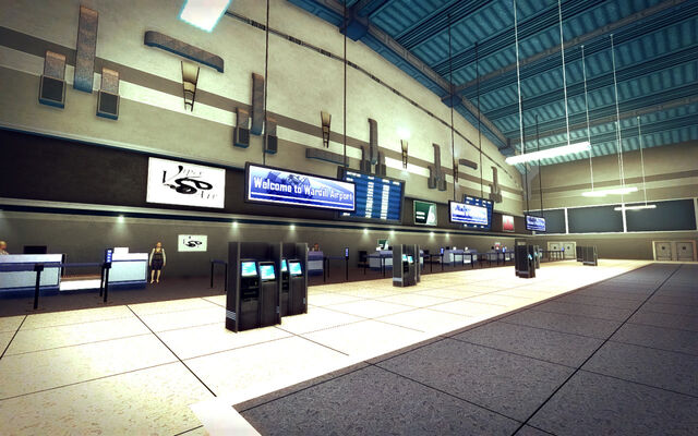 File:Wardill Airport building - check in area.jpg