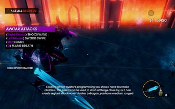 Behemoth controls