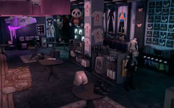 Nobody Loves Me - interior right in Saints Row The Third