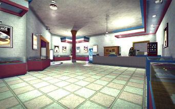 Huntersfield in Saints Row 2 - On Thin Ice interior