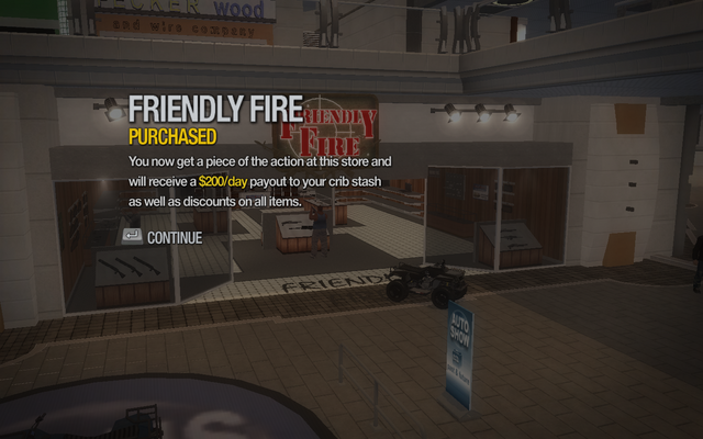 File:Friendly Fire in Rounds Square Shopping Center purchased in Saints Row 2.png