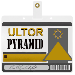SR2 Badge UltorPyramid