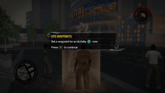 GPS Waypoint tutorial in Saints Row 2