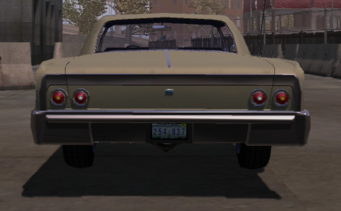 Compton - rear in Saints Row