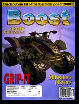 Boost-unlock toad